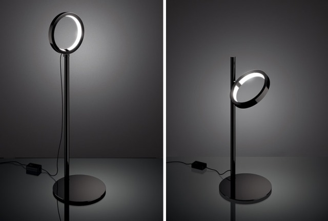 installation art + table lamp = IPPARCO by ARTEMIDE  HAYinstyle