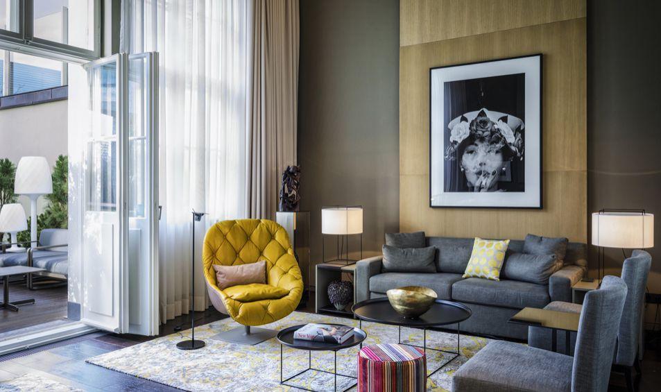 Das stue hotel former royal danish embassy in berlin for Design boutique hotel das stue berlin