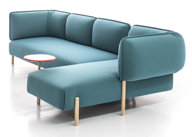 tender modular sofa system by patricia urquiola for moroso hayinstyle. Black Bedroom Furniture Sets. Home Design Ideas