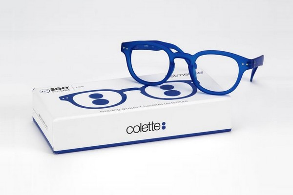 8452defebfd SEE CONCEPT + COLETTE   FASHIONABLE READING GLASSES