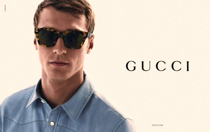 648cef1734cd hayinstyle-clement-chabernaud-gucci-ss-2015-eyewear-campaign ...